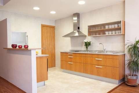 Apartments barcelona - kitchen of the apartment Sant Pau 4