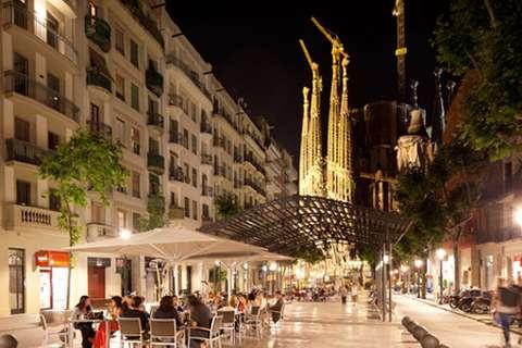 Apartments barcelona - neighborhood of the apartment Sant Pau 4
