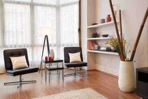 Apartments barcelona - living room of the apartment Sant Pau 4